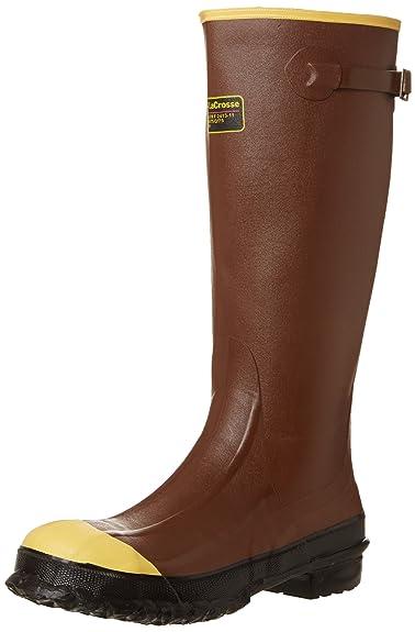 "Amazon.com | LaCrosse Men's Pac 16"" Steel Toe Work Boot ..."