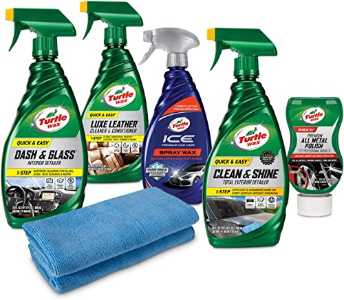 Turtle Wax Motorcycle Cleaner Kit