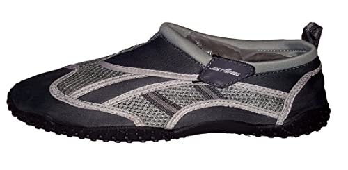 Mens Water Sock Beach Shoes Size 13-15 - S6016