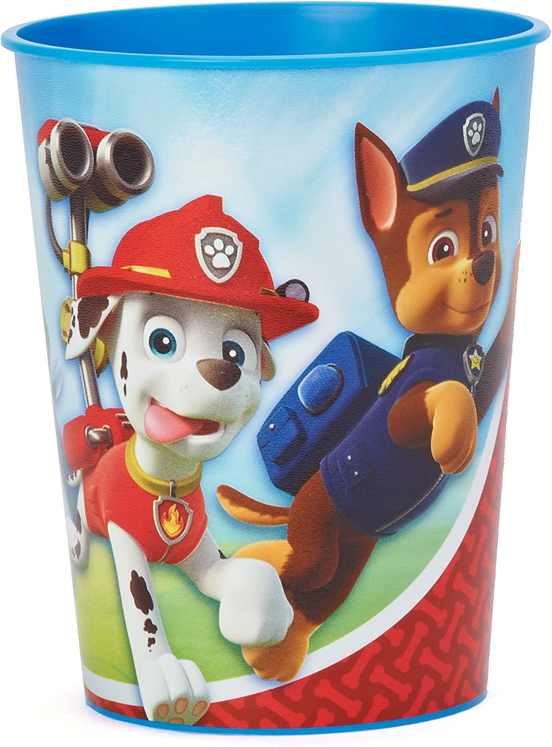Party Supplies 8 Count AMERICAN GREETINGS PAW Patrol 7 Square Plate