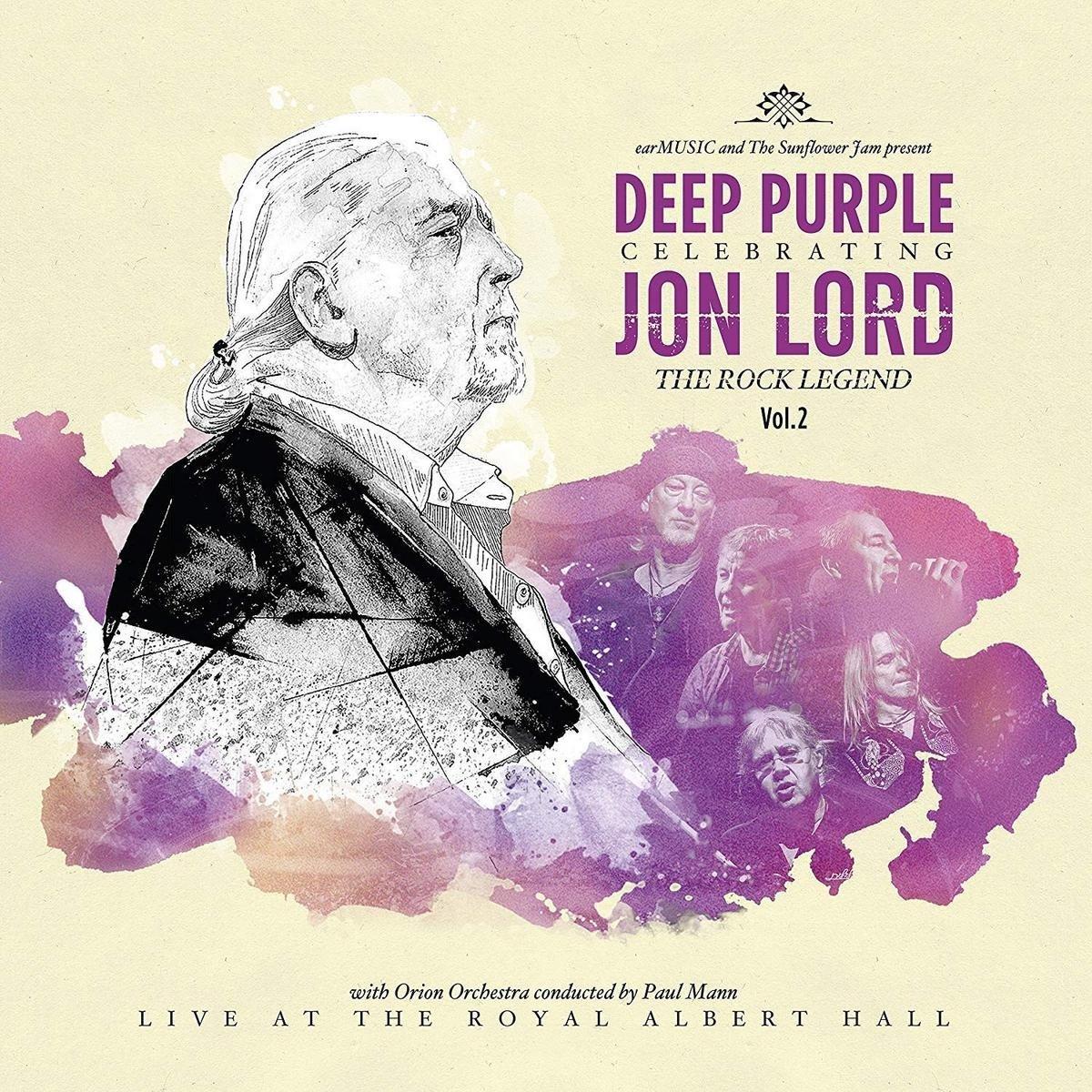 Vinilo : JON LORD, DEEP PURPLE & FRIENDS - Celebrating Jon Lord: The Rock Legend Vol 2 (United Kingdom - Import, 2PC)