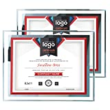 Swallow Bros 2 Pack Frame for Certificate 8.5 x