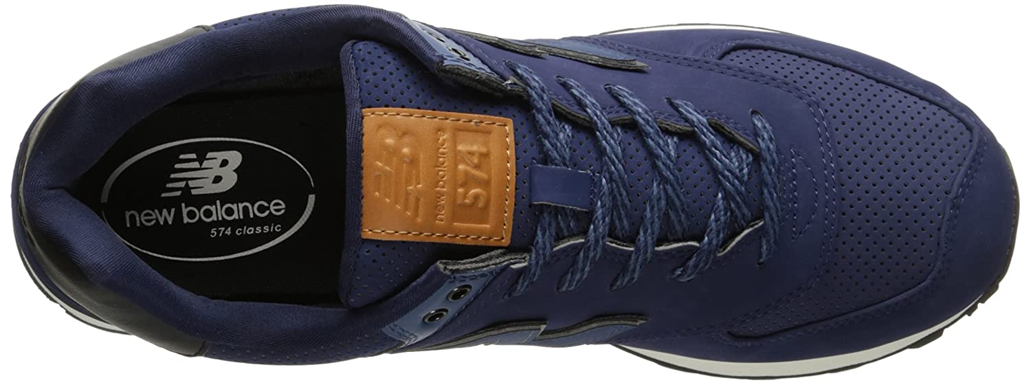 Amazon.com | New Balance Mens 574v1 Core Plus Sneaker | Fashion Sneakers