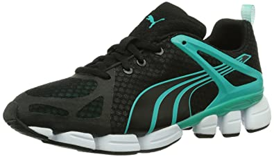 b30df21c10d6 Puma Women s Power Trainer Ombre Wn s Green Running Shoes - 3 UK India (