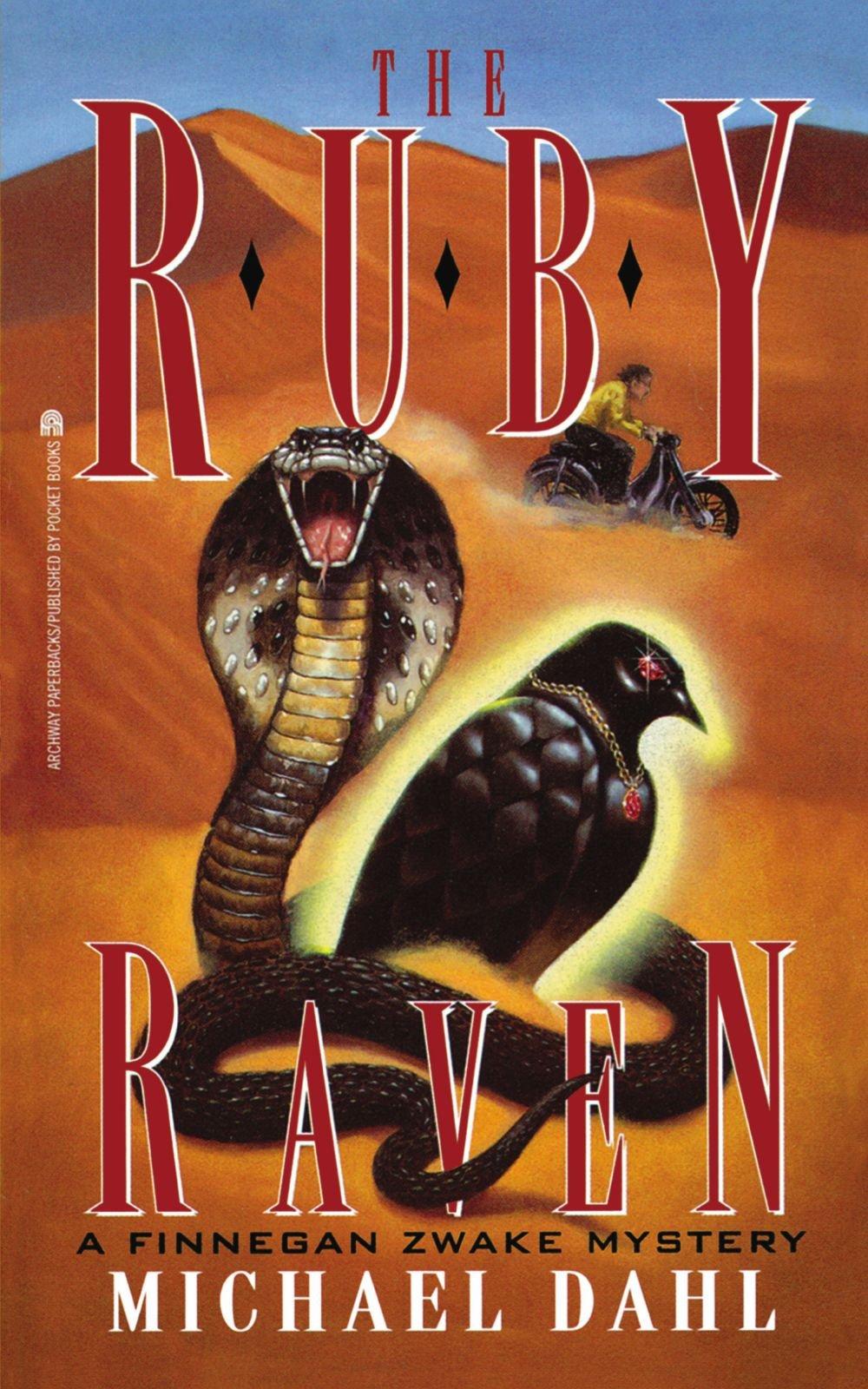 The Ruby Raven (Finnegan Zwake) pdf
