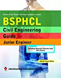 BSPHCL Civil Engineering Guide for Junior Engineer including Objective Practice Sets with Answer (ISBN 9788193783795)