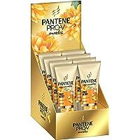 Pantene Pro-V Miracles Frizz Resist Ampolla Concentrada, Con Biotina, Para Pelo Encrespado, 8 x 25 ml