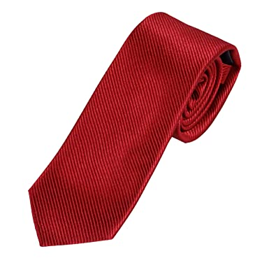 93f0b2b928d0d Cravate rouge - cravate homme - cravate en soie - Pietro Baldini ...