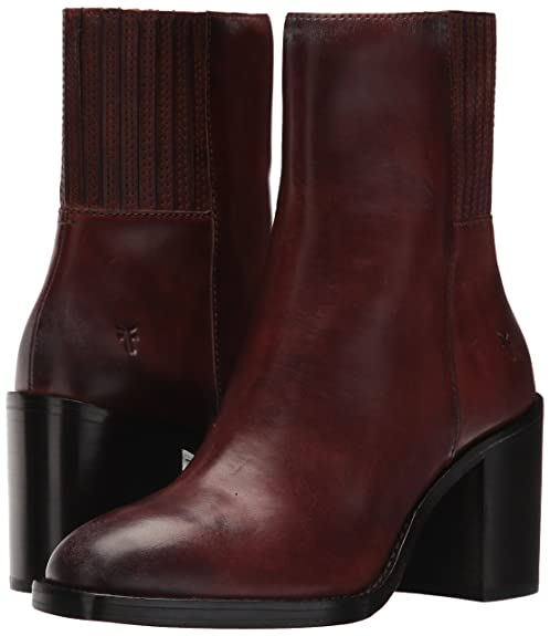 7cb624bfbd20 FRYE Women s Pia Chelsea Short Boot  Buy Online at Low Prices in India -  Amazon.in