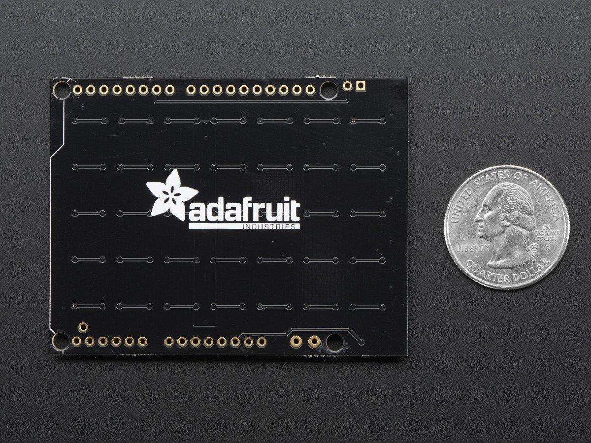Adafruit NeoPixel Shield - 40 RGBW - Natural White