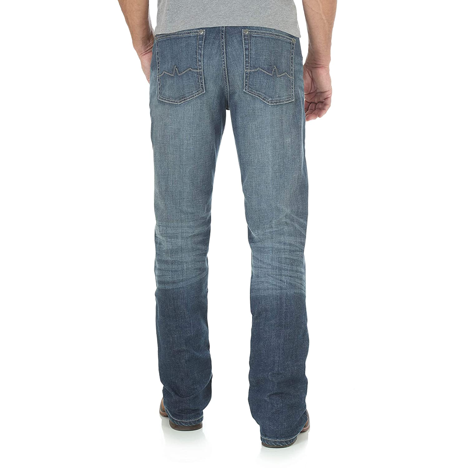 Wrangler Mens Size Tall 20x Vintage Bootcut Jean