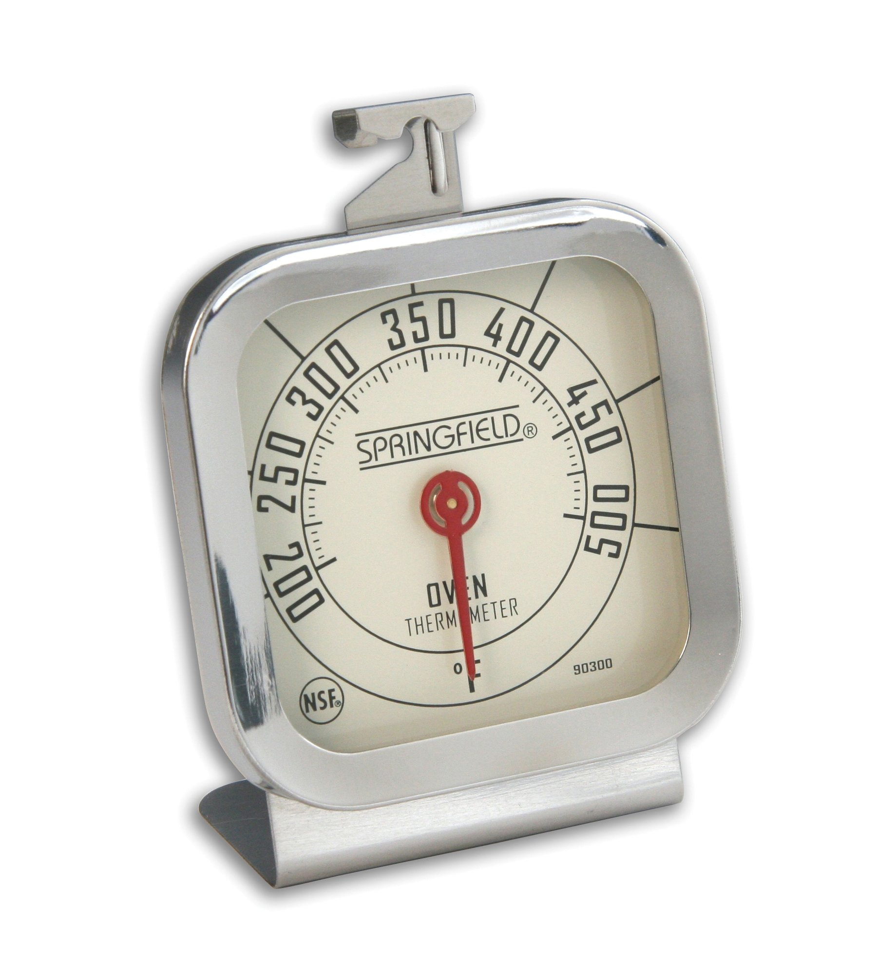 Cook Rite Oven Thermometer, Stainless Steel