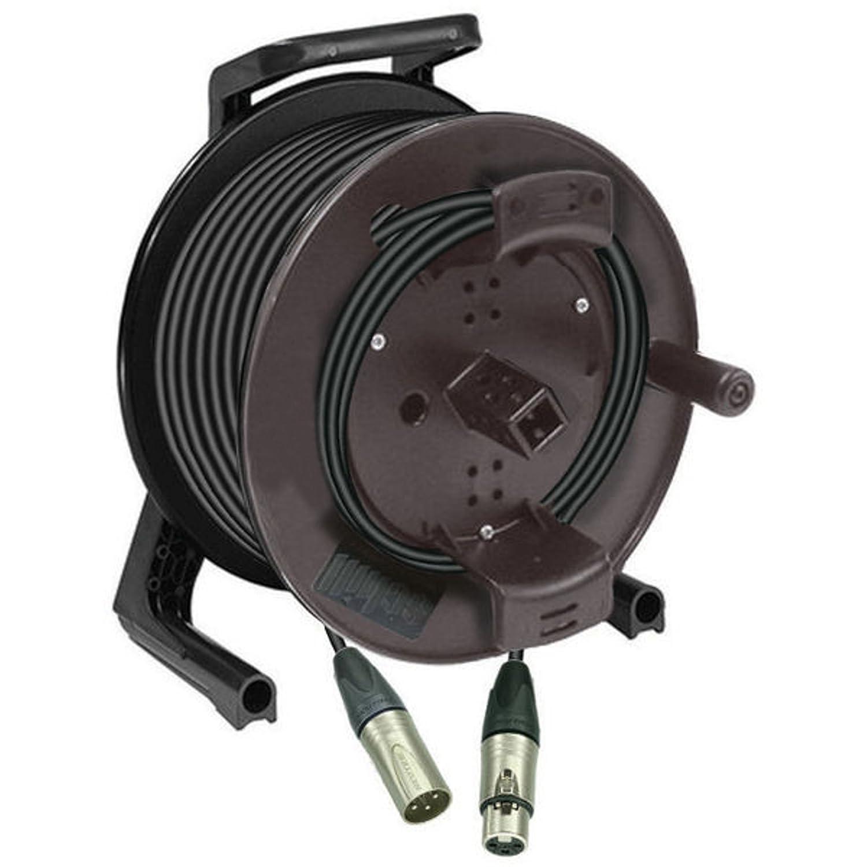 Cable Drum 50m DMX 3-pole XLR