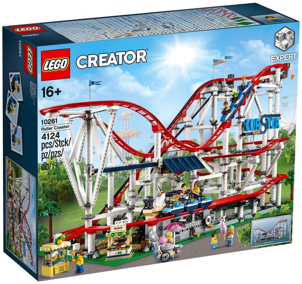 10261 レゴ ローラーコースター