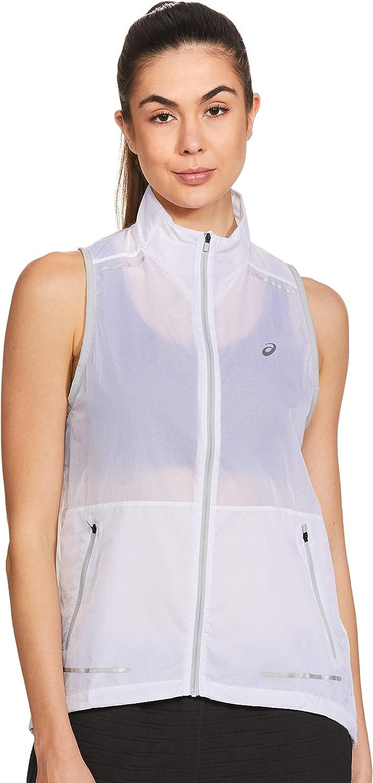 ASICS Women's' Vest Regular Jacket