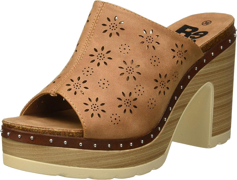 REFRESH 69725 Sandales Plateforme Femme