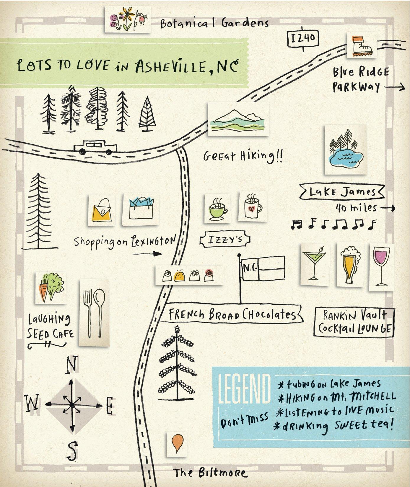 Make A Map Make Map Art: Creatively Illustrate Your World: Salli Sue Swindell  Make A Map