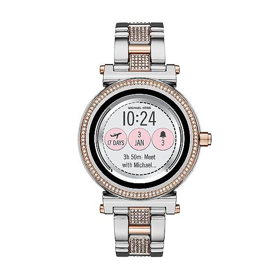 Michael Kors Access MKT5040 Smartwatch para Mujer  Amazon.com.mx ... 85641f93c5cd