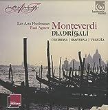 Monteverdi: Madrigali: Mantova, Cremona, Venezia