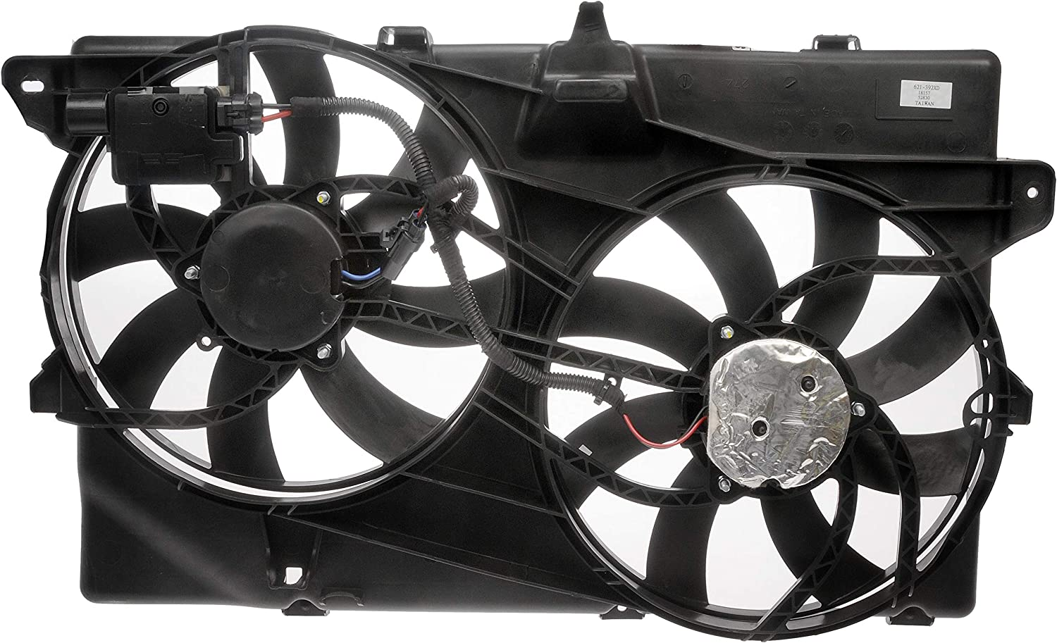 621-392 OE Solutions Radiator Fan Assy   Dorman