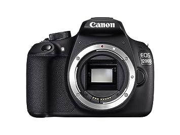 Canon EOS 1200D - Cámara digital (Reacondicionado): Amazon.es ...