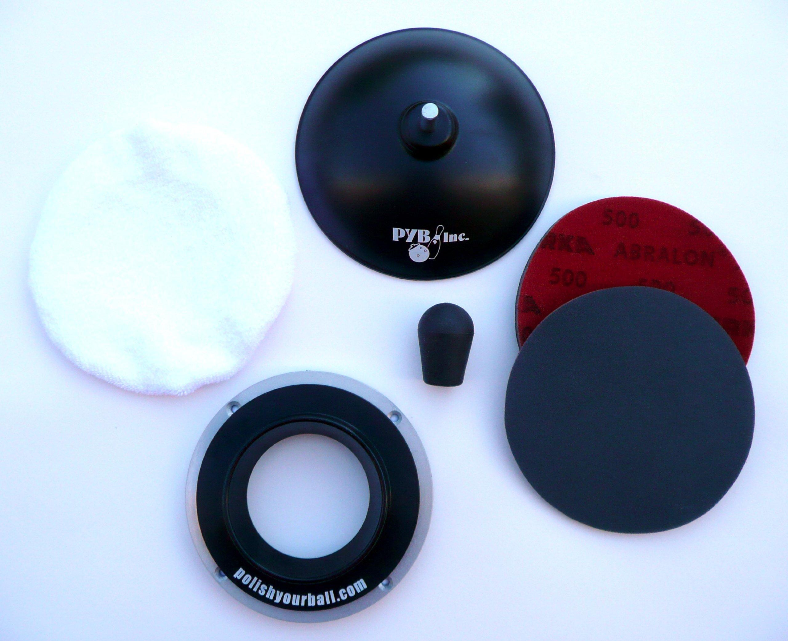 Polish Your Ball SMarT Star Ball Maintenance System