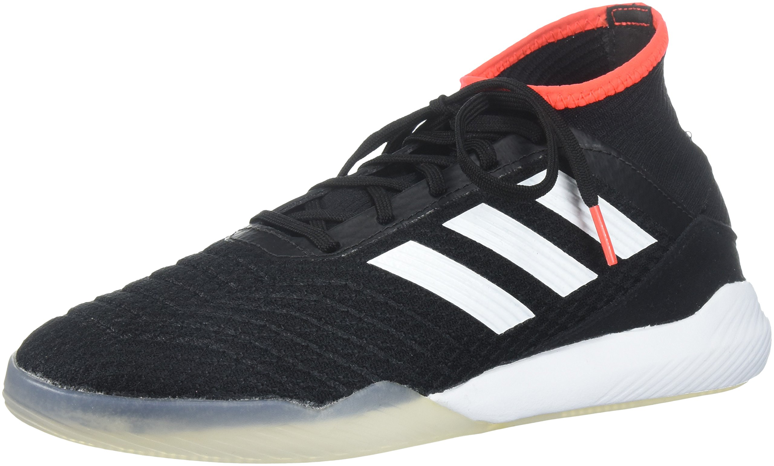 adidas Men's Football Predator Tango 18.3 TR Shoes,core Black/White/Solar red,10.5 M US