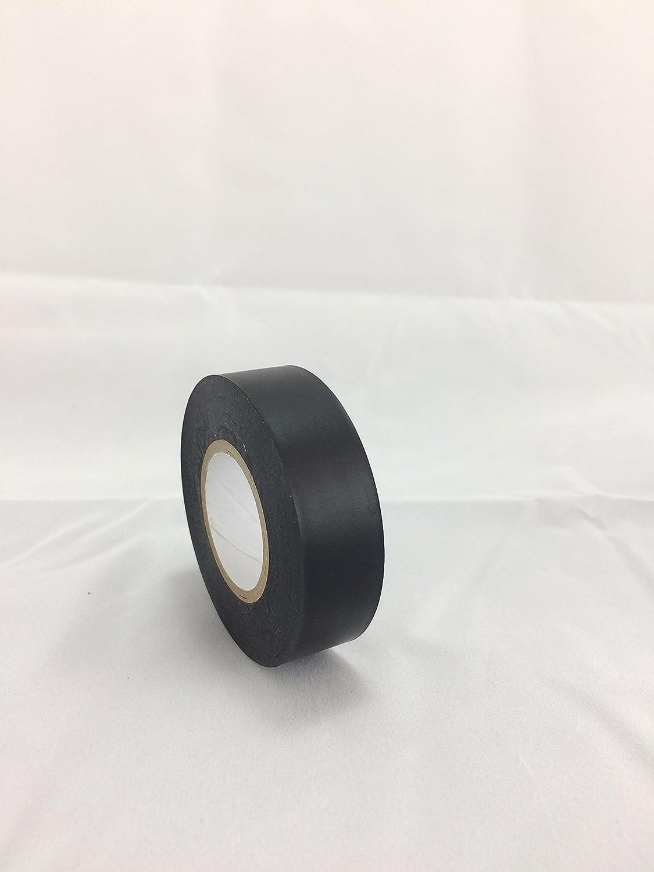 1 rollo de 20 m de cinta sujeta espinilleras de PVC de calidad, para rugby, fútbol y hockey, color negro: Amazon.es: Bricolaje y herramientas