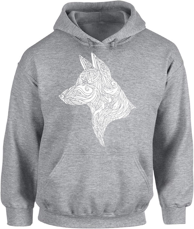 Awkward Styles Pattern Sweater Dog Unisex Hoodies