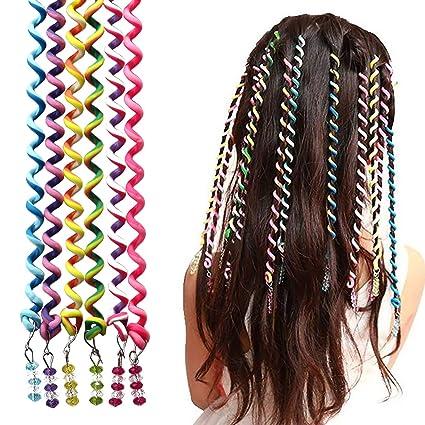 mode la plus désirable  magasins d'usine 18 Pcs Élastique Tressé Bandeau, Manuka Élastiques Tresses Cheveux Hairband  Tressage Mignon Cheveu Accessoire Pour Kid Fille Femme