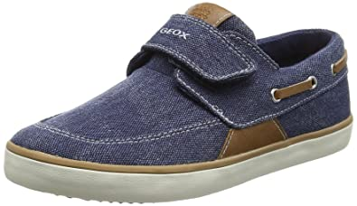 Geox Jr Kilwi Boy, Mocasines para Niños: Amazon.es: Zapatos y complementos