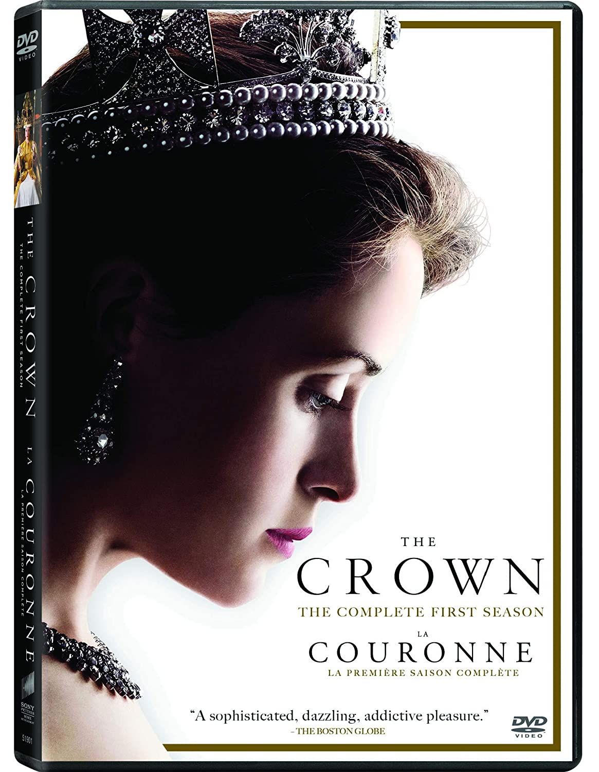 Amazon.com: Crown, the - Season 01: Claire Foy, Matt Smith ...