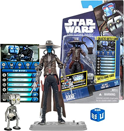 Star Wars Galactic Heroes Clone Wars Bounty Hunter Cad Bane