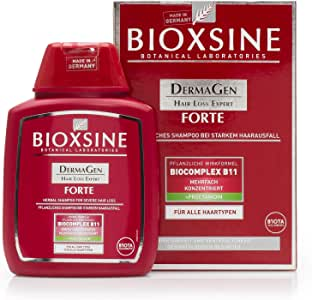 Forte Shampoo para la pérdida de cabello fuerte - para