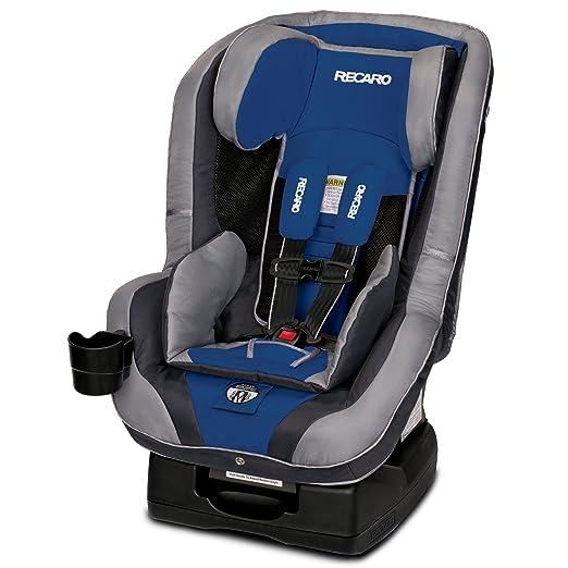 RECARO 2015 Performance Ride Convertible Car Seat, Sapphire
