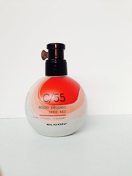Elgon Haircolor I Care C/55 Rojo Intenso 200 ml