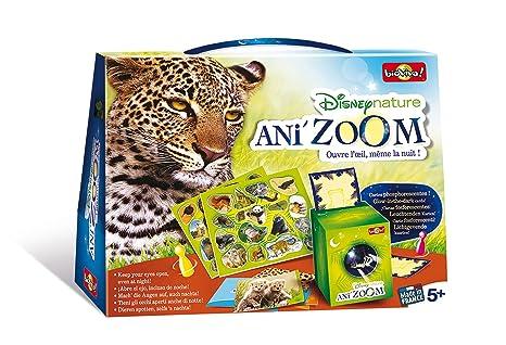 Amazon.com: Bioviva 300070 Disneynature-Years Zoom Card Game ...