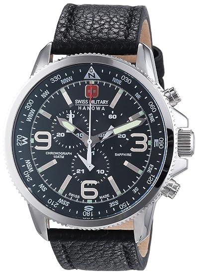 a3f732d17689 Swiss Military 6-4224.04.007 - Reloj de pulsera hombre