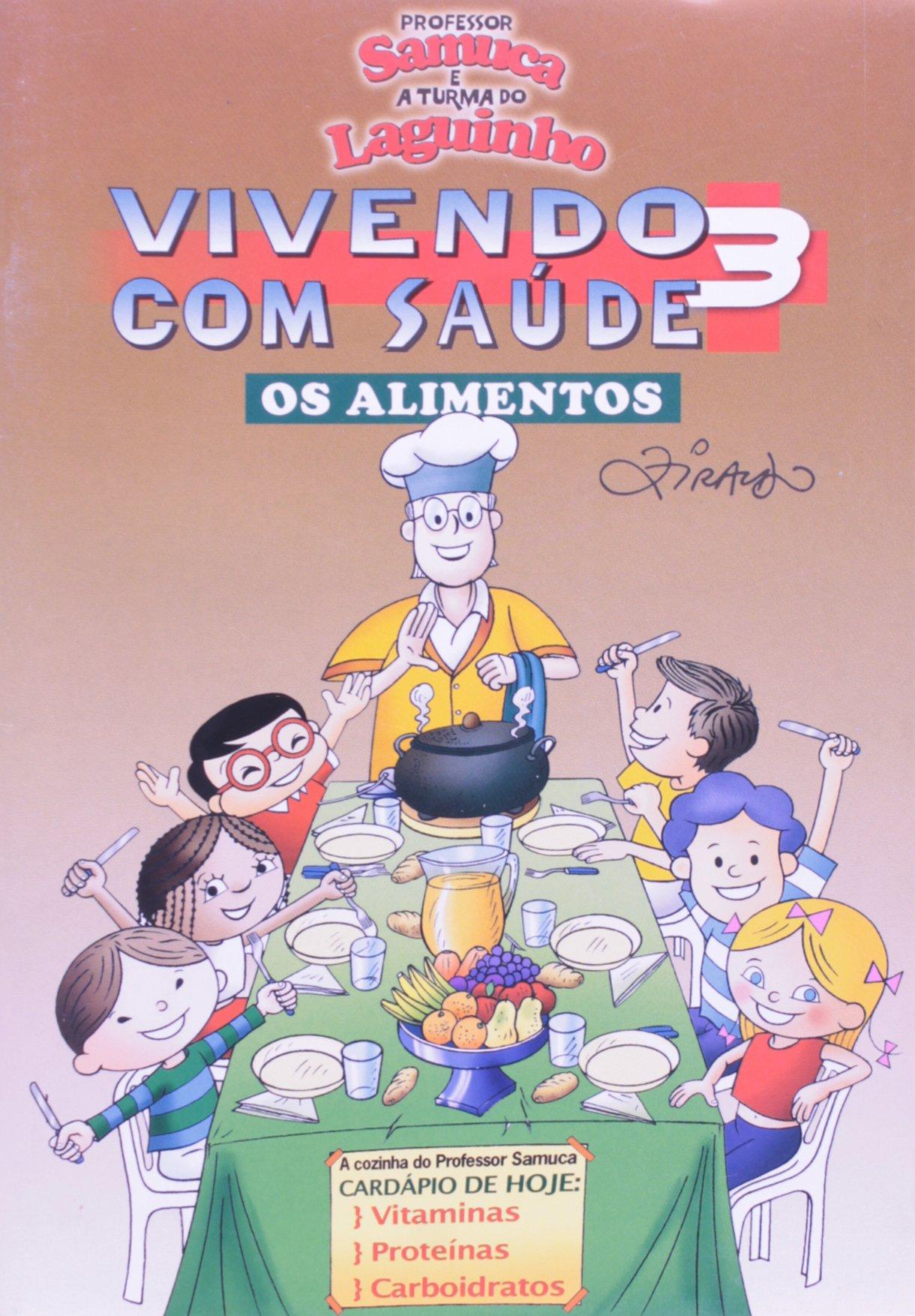 Os Alimentos: Samuel Lago: 9788598580678: Amazon.com: Books