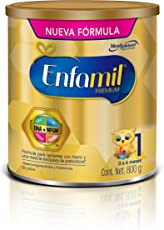 Enfamil Formula Infantil 0 a 6 Meses, Etapa 1, Lata de 800 gr