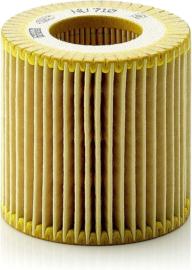 Original Mann Filter Ölfilter Hu 710 X Evotop Für Pkw Auto