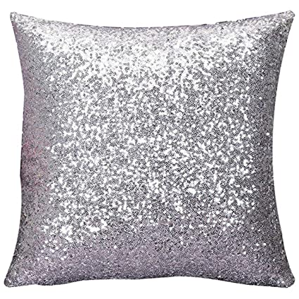 Paillettes Sequins Canapé Lit Home Decor