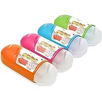 TATAY 1167004 Portabokata Porta Bocadillos Extensible y Reutilizable, Libre de BPA, Apto para microondas, congelador y…