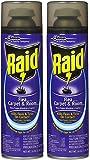 Raid Flea Killer Plus, Carpet & Room Spray, 16 oz-2 pk