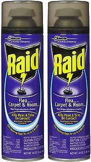 Raid Flea Killer Plus, Carpet & Room Spray, ...