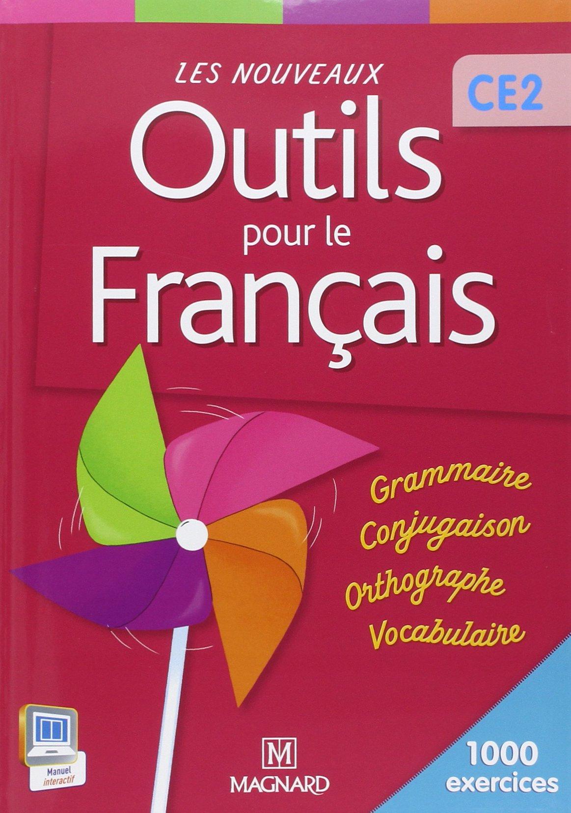 Francais Ce2 Les Nouveaux Outils Pour Le Francais 1000