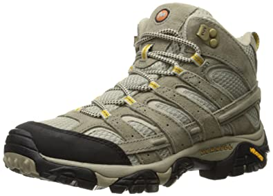 0b874a4ad6 Merrell Women's Moab 2 Vent MID Hiking Boot: Amazon.co.uk: Shoes & Bags