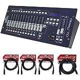 chauvet dj obey 70 universal dmx 512 controller led light controllers musical. Black Bedroom Furniture Sets. Home Design Ideas
