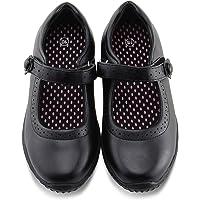 Amazon Price History for:Jabasic Girl's Mary Jane School Uniform Shoes