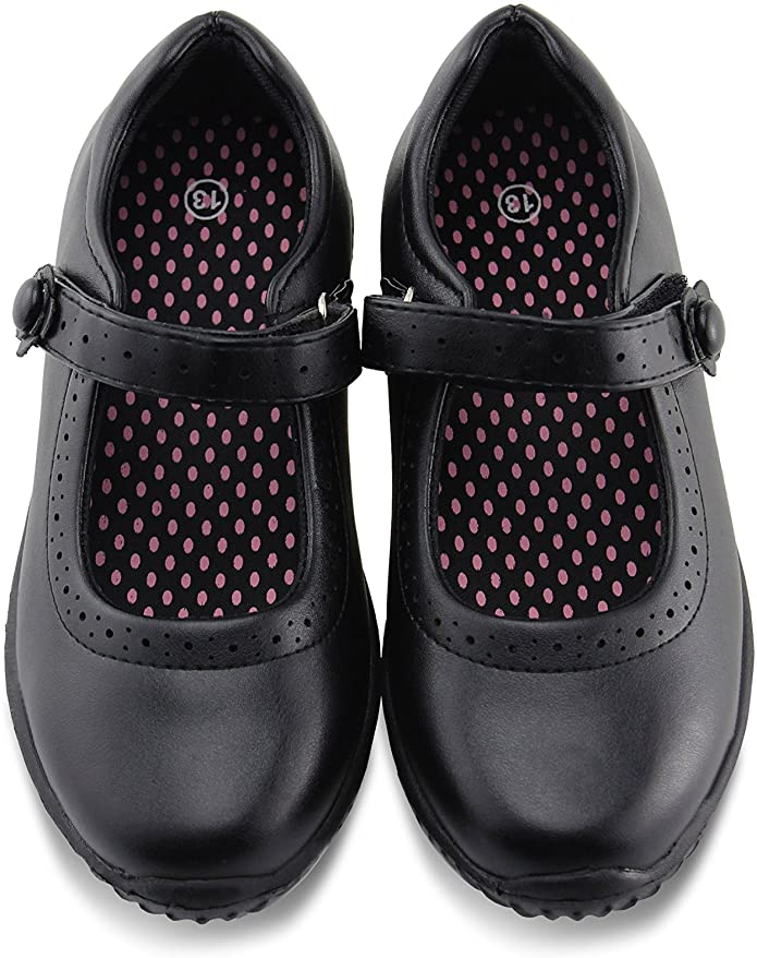 Violet Girls Start Rite Mary Jane School Shoes